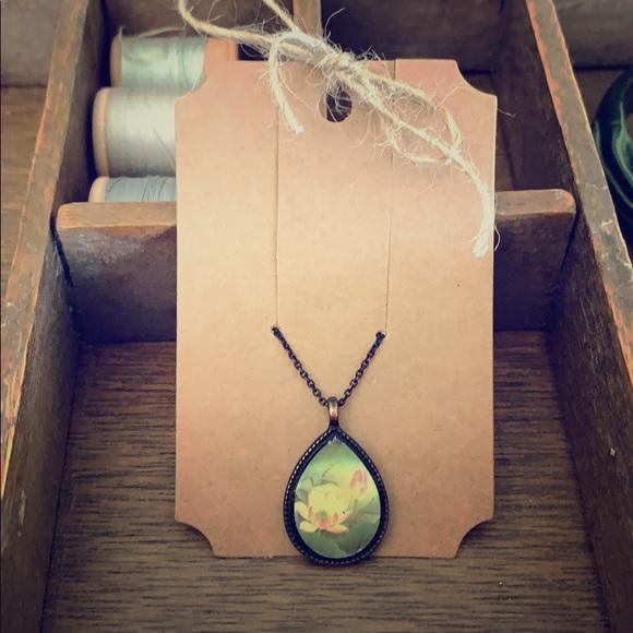 Retro Oriental Necklace (Reversible)